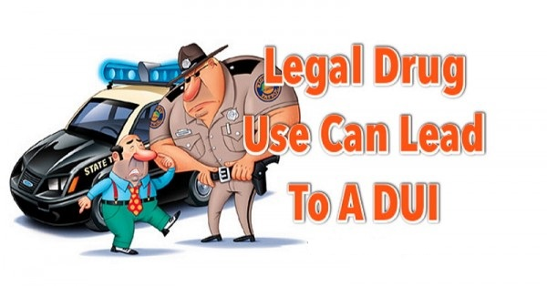 IS IT POSSIBLE TO GET A DUI FROM YOUR PRESCRIPTION PILLS